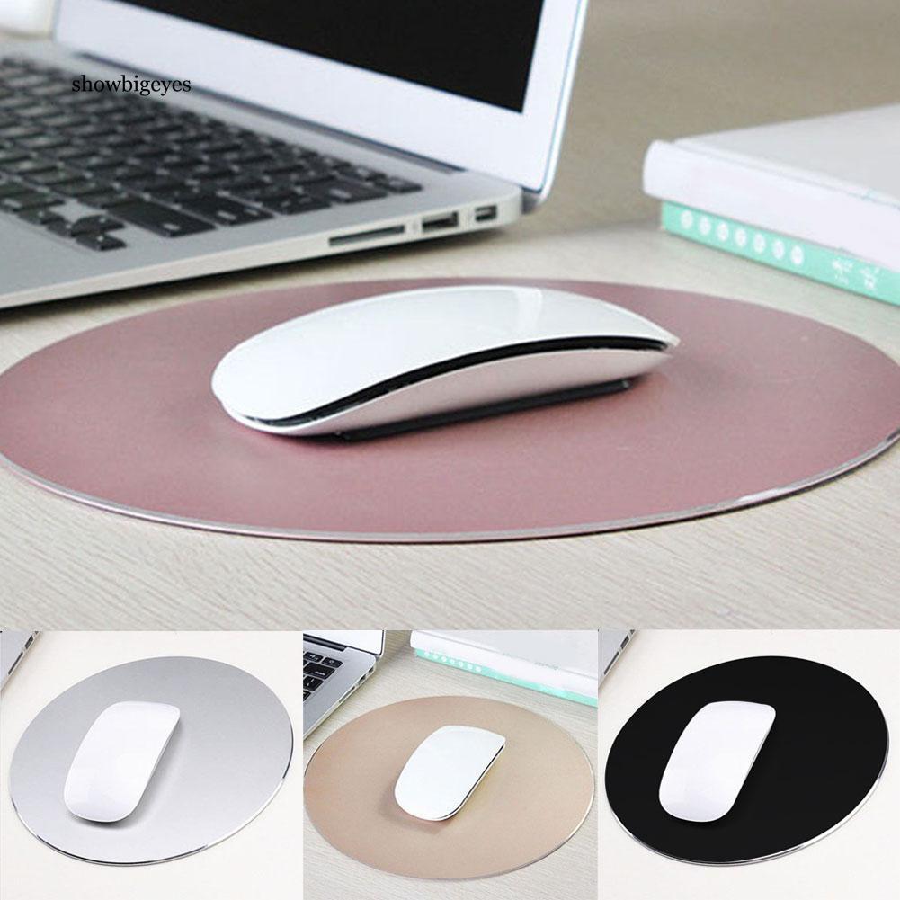 Miếng lót chuột máy tính hình tròn bằng hợp kim nhôm chống thấm nước - 13779691 , 2055979030 , 322_2055979030 , 215714 , Mieng-lot-chuot-may-tinh-hinh-tron-bang-hop-kim-nhom-chong-tham-nuoc-322_2055979030 , shopee.vn , Miếng lót chuột máy tính hình tròn bằng hợp kim nhôm chống thấm nước