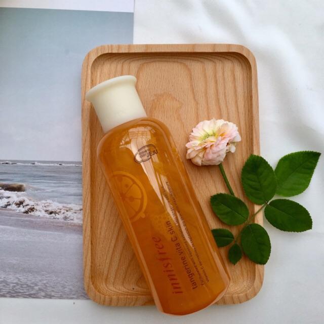 Nước hoa hồng Innisfree Tangerine Vita C Skin - 15215304 , 292045077 , 322_292045077 , 400000 , Nuoc-hoa-hong-Innisfree-Tangerine-Vita-C-Skin-322_292045077 , shopee.vn , Nước hoa hồng Innisfree Tangerine Vita C Skin