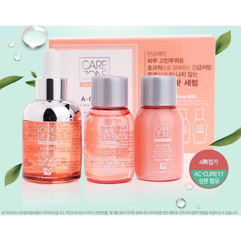 ISA KNOX CARE ZONE DOCTOR SOLUTION A-CURE CLARIFYING SPOT SERUM 30ML - 3108605 , 731449067 , 322_731449067 , 800000 , ISA-KNOX-CARE-ZONE-DOCTOR-SOLUTION-A-CURE-CLARIFYING-SPOT-SERUM-30ML-322_731449067 , shopee.vn , ISA KNOX CARE ZONE DOCTOR SOLUTION A-CURE CLARIFYING SPOT SERUM 30ML