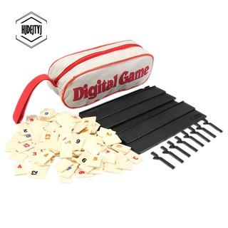 Digital Israel Mahjong Fast Moving Rummy Tile Game
