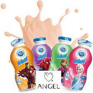Sữa Fristi Cam/Nho/Dâu vỉ 6 lọ x 80ml