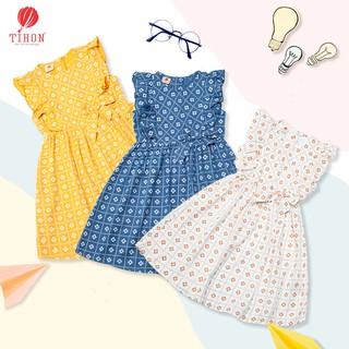 Váy Trẻ Em TIHON Đầm Thời Trang Cho Bé Gái VD04-1161