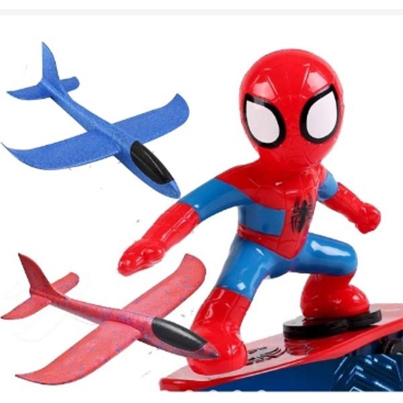 [Free ship] Đồ chơi người nhện trượt ván cho bé tặng 1 máy bay xốp siêu hót - 3316987 , 1252440458 , 322_1252440458 , 186000 , Free-ship-Do-choi-nguoi-nhen-truot-van-cho-be-tang-1-may-bay-xop-sieu-hot-322_1252440458 , shopee.vn , [Free ship] Đồ chơi người nhện trượt ván cho bé tặng 1 máy bay xốp siêu hót