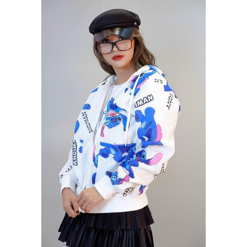 Áo khoác hoodie In Hình WIN 3D nỉ ngoại form rộng Có Dây Kéo  , Dành cho nam nữ có 2 Màu unisex ulzzang