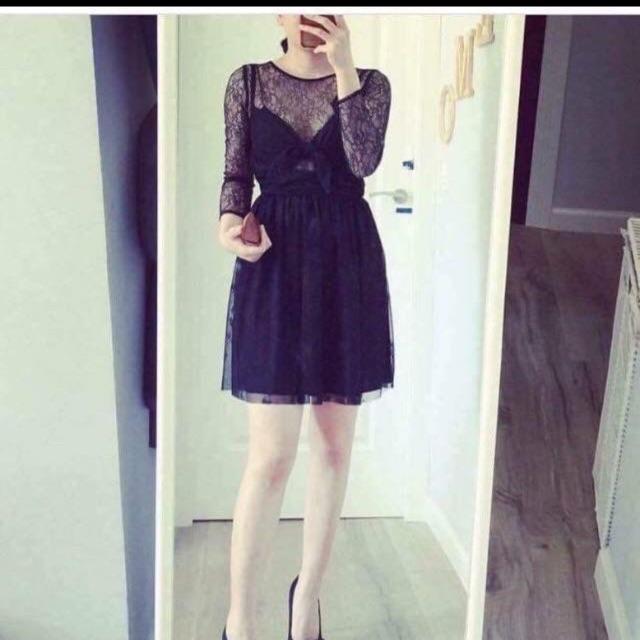Váy ren