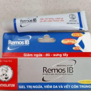 Tuýp bôi da Remos IB
