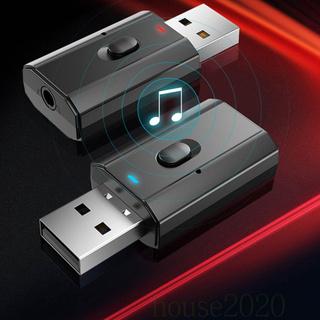Bộ Thu Phát Tín Hiệu Âm Thanh Bluetooth Đầu Cắm 3.5mm Gia Đình 2020