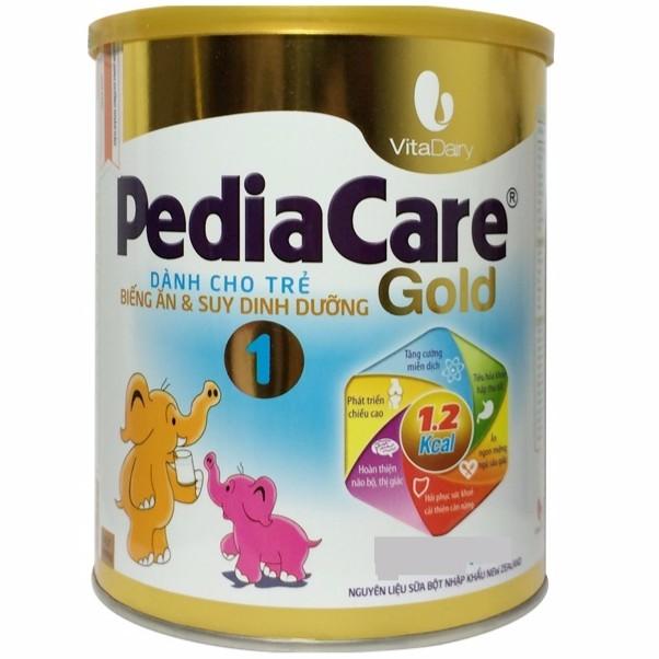 Sữa PediaCare Gold 1 Lon 900g