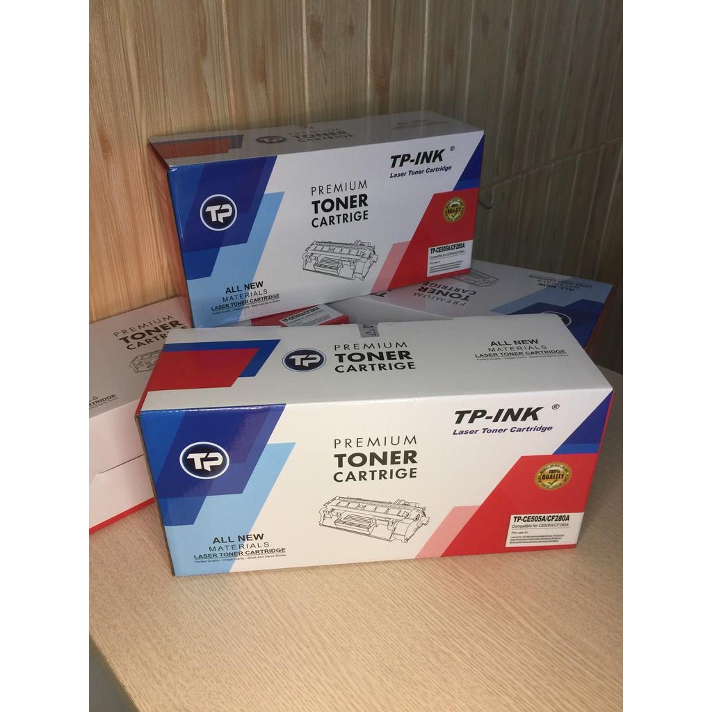 Hộp mực [RẺ VÔ ĐỊCH] hộp mực TP-INK 05A/ 80A dùng cho máy in HP, Canon