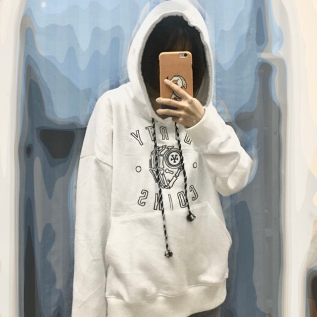 [PASS] Hoodie Dirty Coins size M