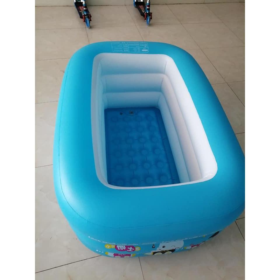 Bể bơi cho trẻ em đủ kích cỡ: 1m2, 1m3, 1m5, 1m6, 1m8, 2m1