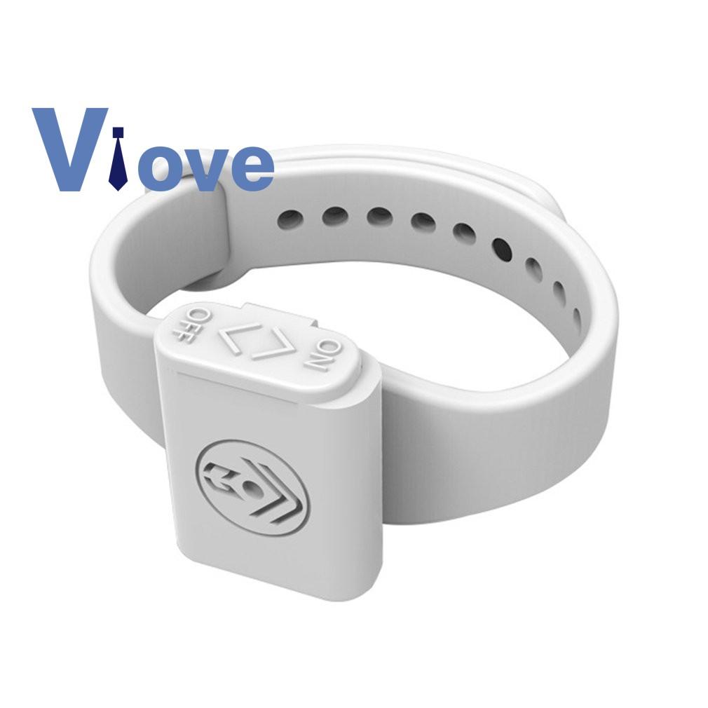 Vòng đeo tay chống muỗi dùng pin thiết kế tiện dụng cho trẻ em