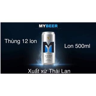 My Beer- Nhập khẩu Thái Lan