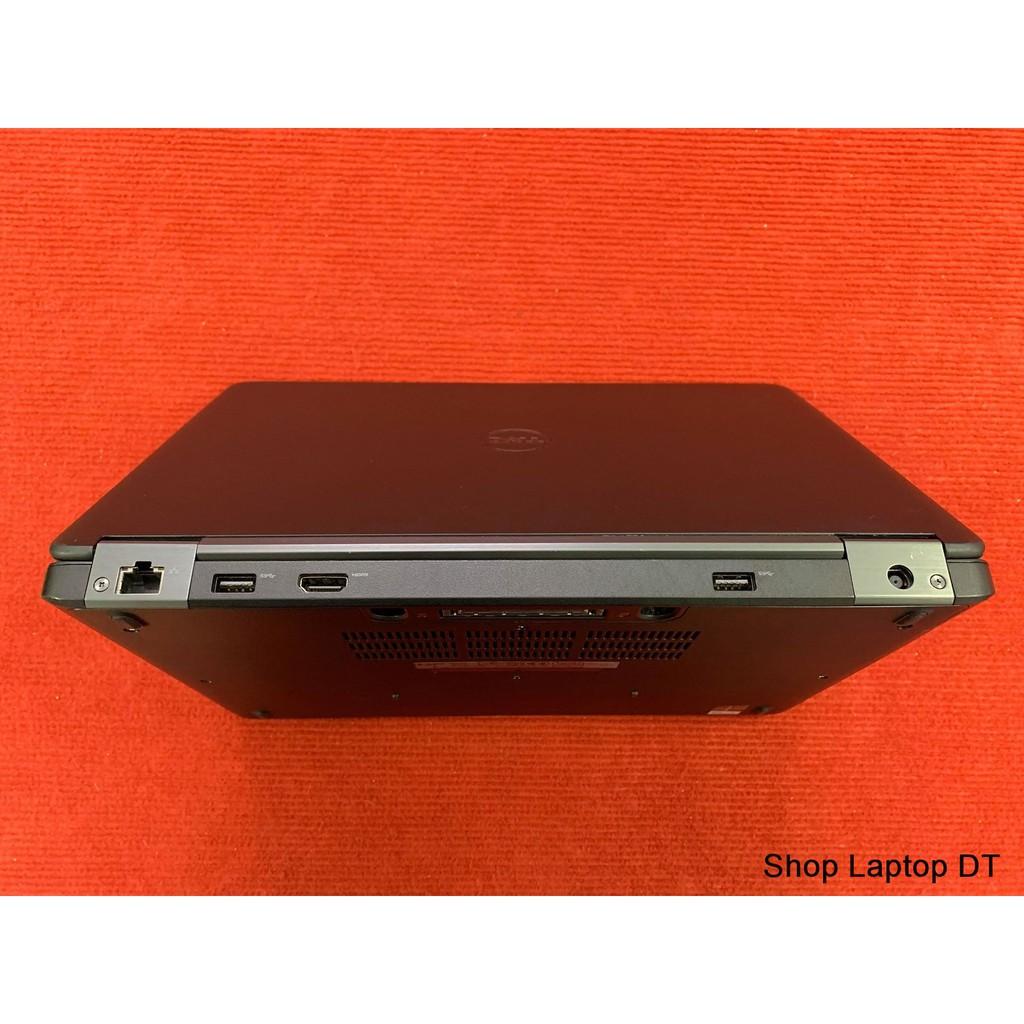 [CỰC HOT] Laptop cũ Dell E5250 -Siêu Bền Bỉ - BH 1 Năm+ KM - ổ cứng SSD xé gió...