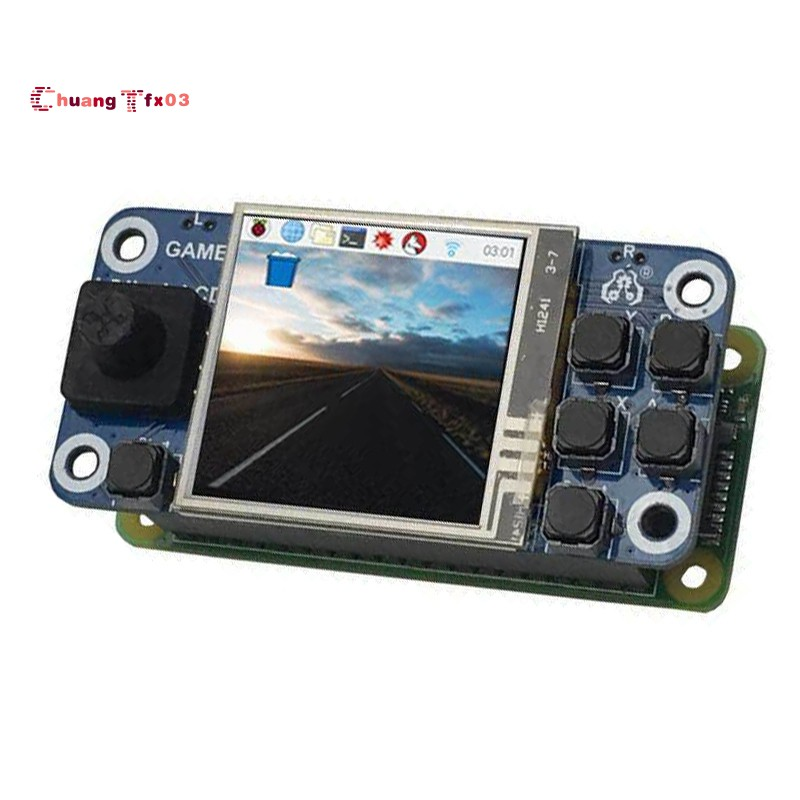 Màn Hình Lcd 1.54 Inch Cho Raspberry Pi 2b / 3b + / Zero W