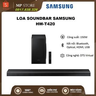Loa soundbar Samsung HW-T420 2.1 ch, Công suất 200W