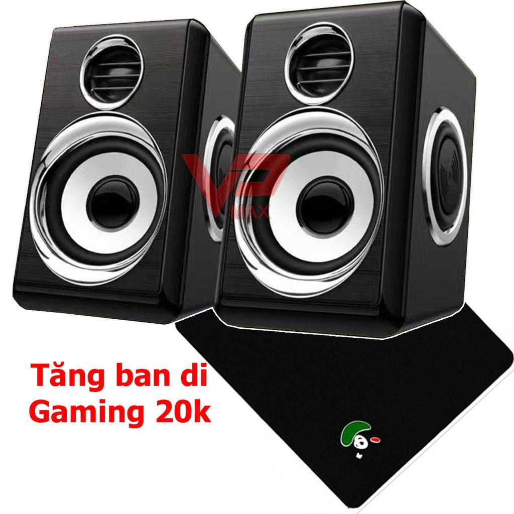 Loa Well Sound W668 tặng bàn di Gaming