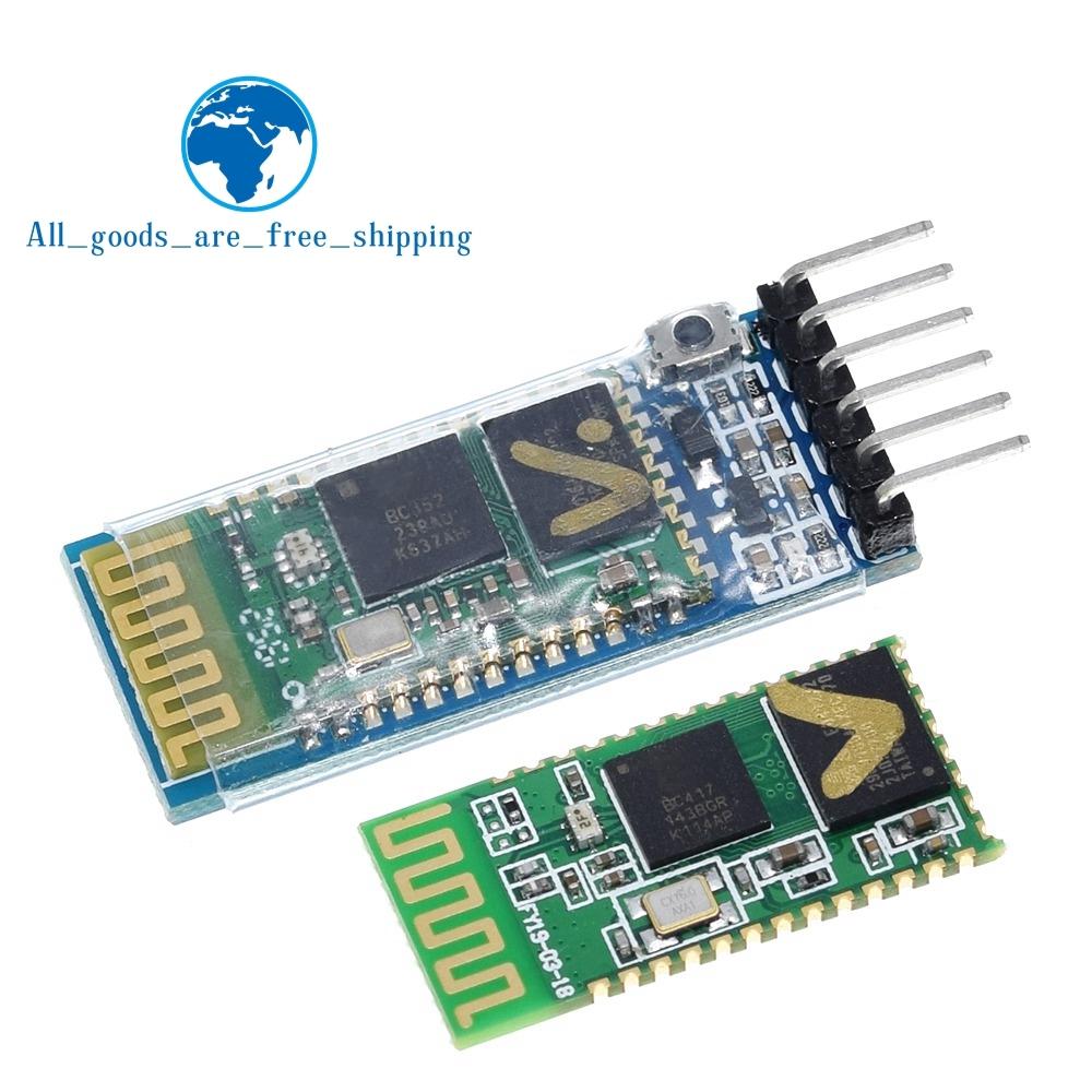 Mô Đun Bluetooth Tzt Hc05 6pin Jy-Mu Không Dây Chuyên Dụng