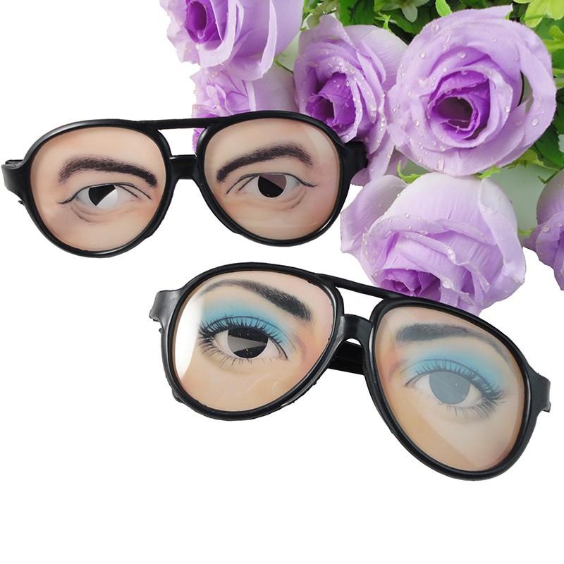 (pro) แว่นตาตลกฮาโลวีน
