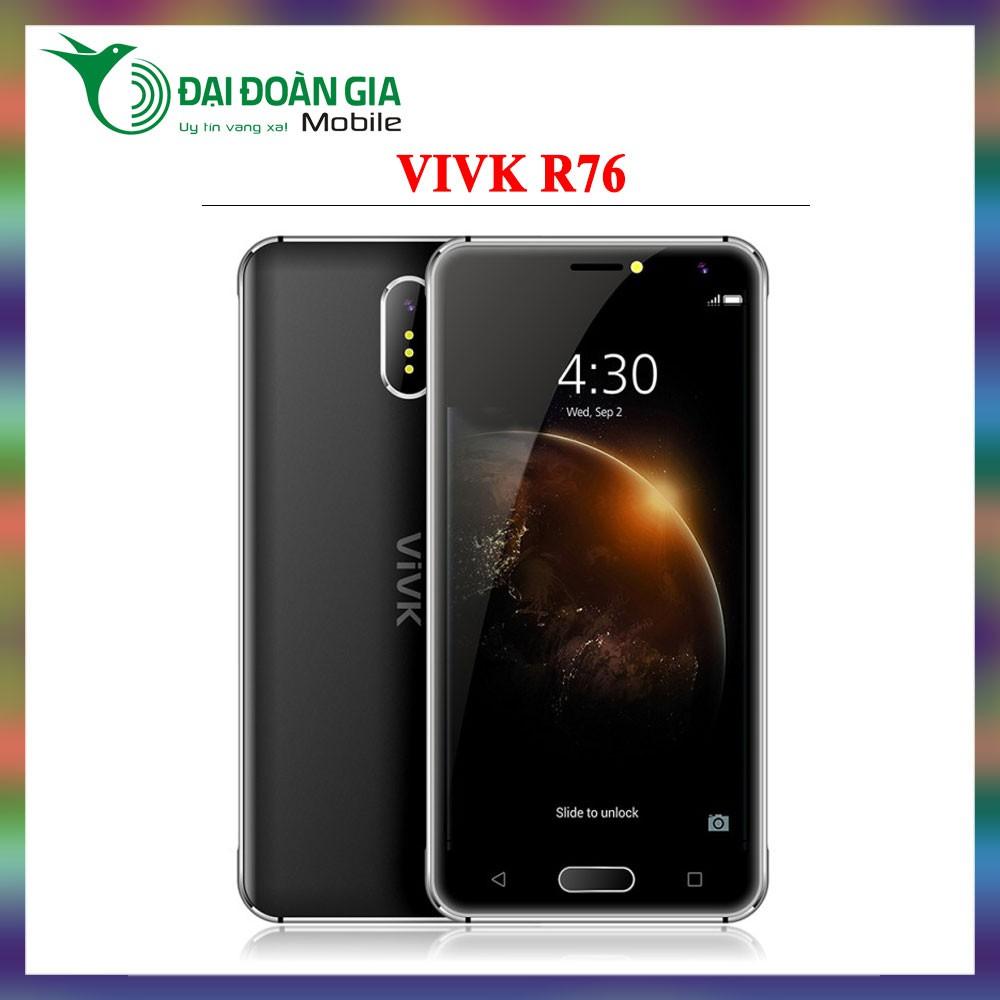 Điện thoại thông minh VIVK R76 - Tặng kèm ốp lưng + miếng dán mặt - 3473608 , 1137904699 , 322_1137904699 , 2066670 , Dien-thoai-thong-minh-VIVK-R76-Tang-kem-op-lung-mieng-dan-mat-322_1137904699 , shopee.vn , Điện thoại thông minh VIVK R76 - Tặng kèm ốp lưng + miếng dán mặt