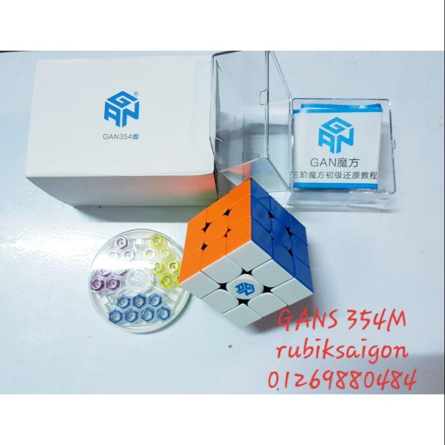 Rubik GANS 354M stickerless