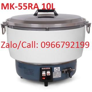 Nồi cơm gas Kiwa MK-55RA dung tích 10L