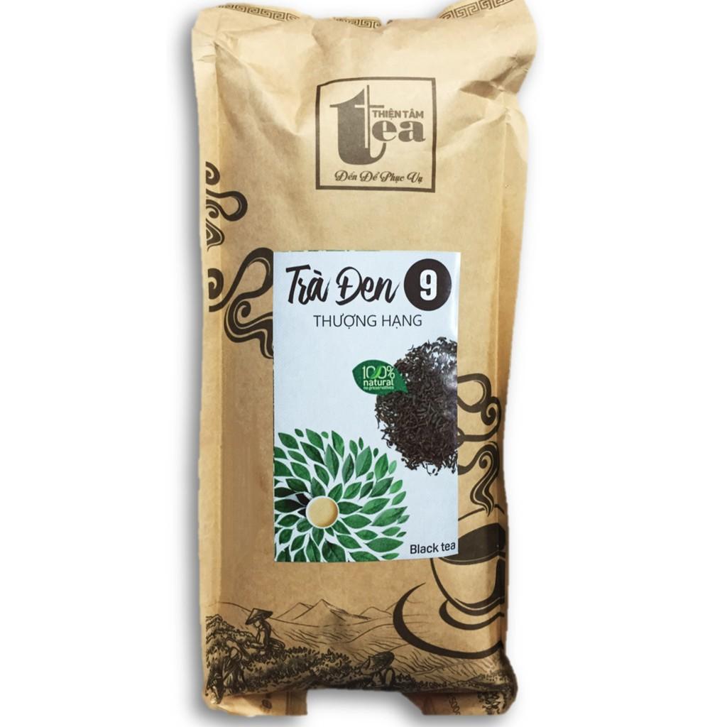 Trà Đen Số 9 Thiện Tâm Thượng Hạng pha trà sữa 500g
