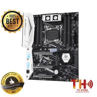 Mainboard Huananzhi X99-TF / PlexHD X99 hỗ trợ Socket 2011v3 v4 ( 2673v3 - 2678v3 ... ~i7 9700f )