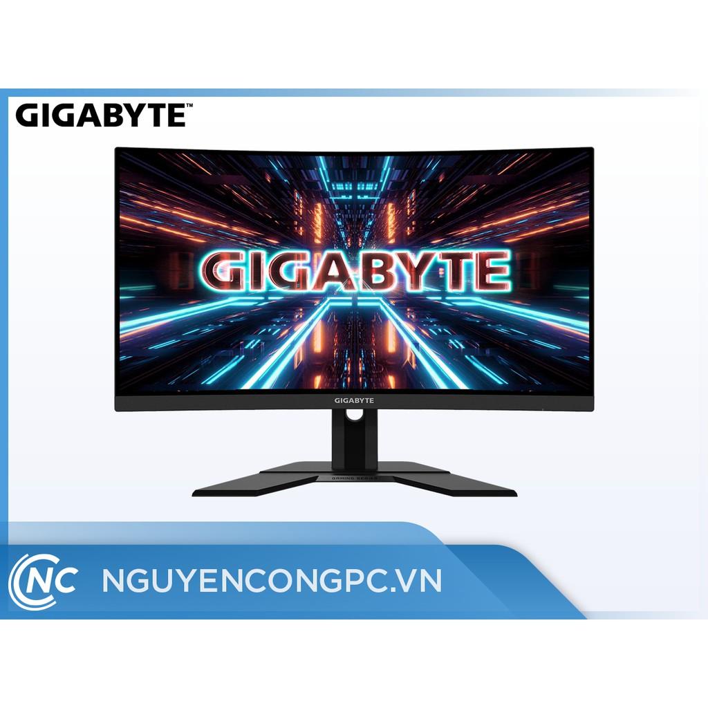 """Màn Hình Gaming GIGABYTE G27FC - 27"""" - FHD - 165Hz - G-Sync ( Mới, Chính Hãng, Bảo Hành 36 Tháng )"""