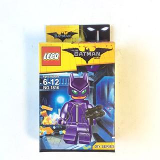 Lego batman 1618 kích thích phát triển tư duy và thông minh cho bé