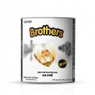 Sữa đặc chế Brothers Trung Nguyên