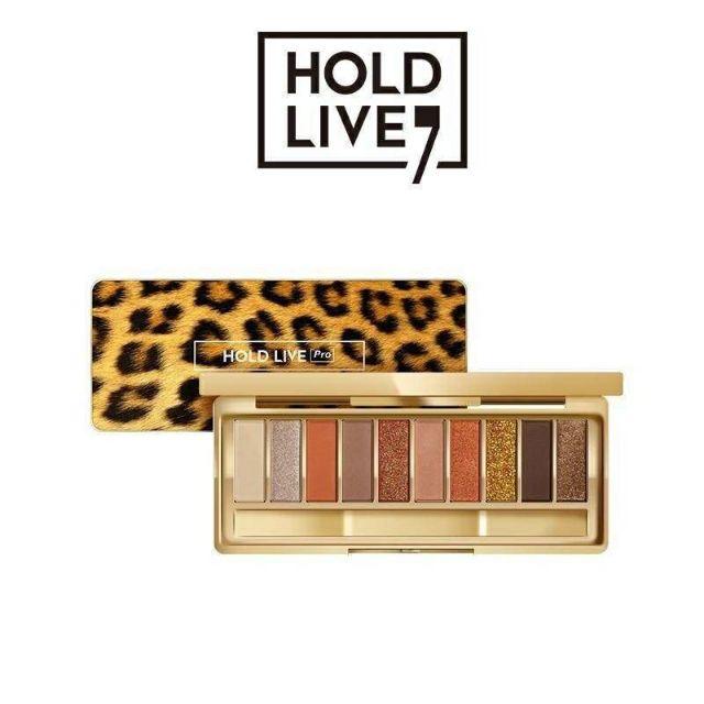 Hold live leopard eyeshadow palette 🐯🐯