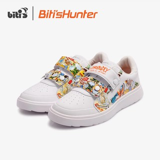 Giày thể thao Bitis Hunter x Dentsu Redder DSWH03001TRG (Trắng)