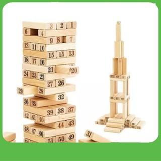Combo 2 bộ rút gỗ 54 thanh cho bé – THANH XUÂN