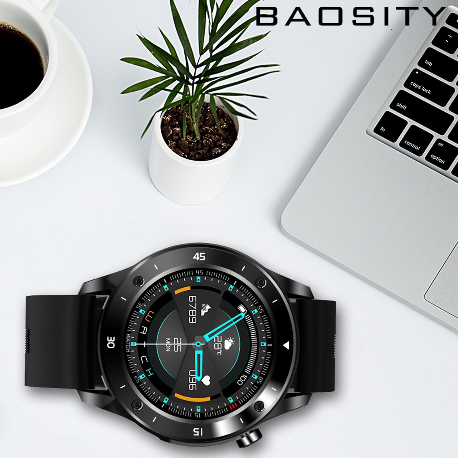 Đồng Hồ Thông Minh Bluetooth 1.54 Inch Ipx7 170mah