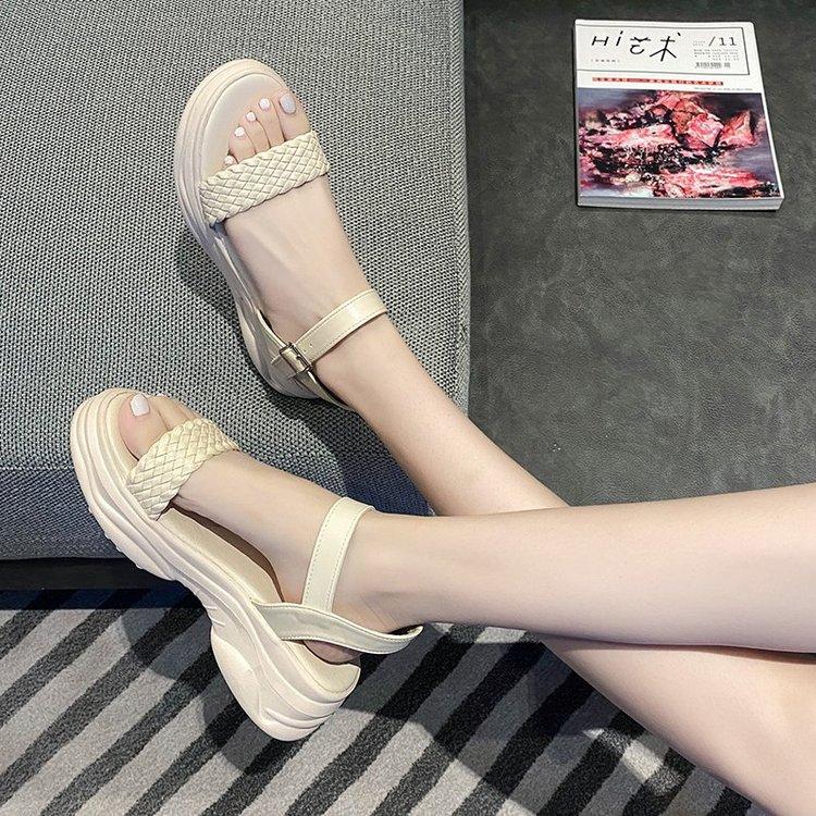 Giày Cao Gót Hở Ngón Thời Trang Độc Đáo Cho Nữ