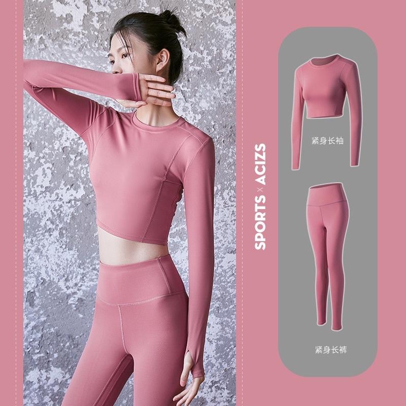 Mặc gì đẹp: Quần tập dài Gym MT nữ cạp lưng cao,có túi, nâng mông co giãn 4 chiều, thoáng mát, quần tập Yoga, Gym, Zumba, Aerobic