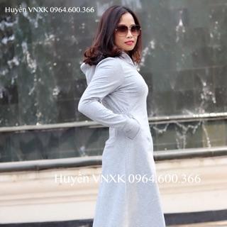 Váy chống nắng toàn thân cao cấp chất cotton