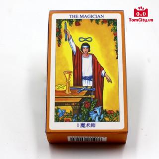 Bộ Bài Rider-Waite Tarot The Magician