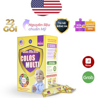 Mama Sữa Non Colos Multi Pedia Hộp 352g - Dành cho trẻ biếng ăn, chậm tăng cân thumbnail
