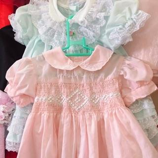 Đầm bèo cho bé ( chị tâm )