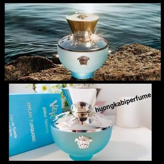 [HÀNG HOT] nước hoa versace pour femme dylan turquoise phiên bản mới nhất nhẹ nhàng - tính tế thumbnail
