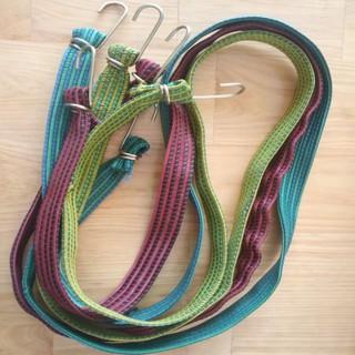 2m Dây ràng , dây gàng , dây chun , dây buộc chở hàng có móc