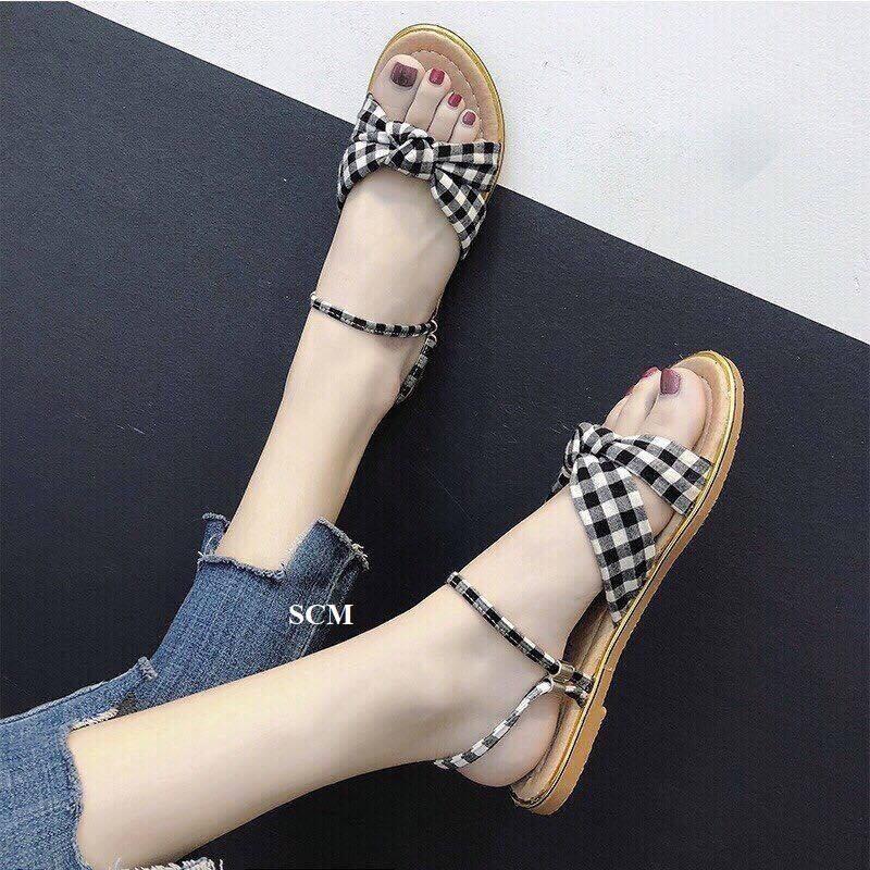 Giày sandal nơ ú | giày sandal nữ đế bệt - 2528538 , 1250736356 , 322_1250736356 , 140000 , Giay-sandal-no-u-giay-sandal-nu-de-bet-322_1250736356 , shopee.vn , Giày sandal nơ ú | giày sandal nữ đế bệt