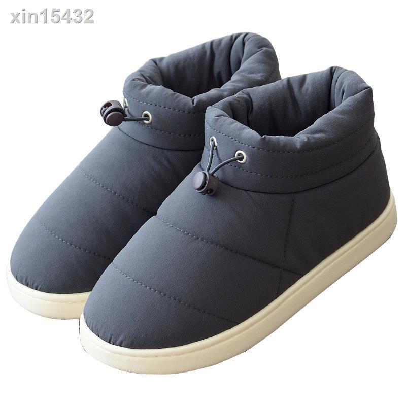 Giày Bốt Lót Lông Dày Cho Cặp Đôi