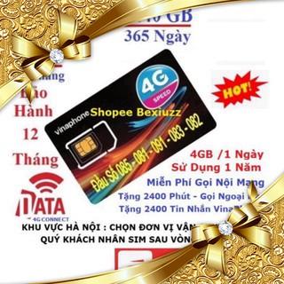 NGÀY TRI ÂN 50% SIM VD149 12T- 1440GB ( Miễn Phí Data ) và Gọi Miễn Phí và nhắn tin Miễn Phí -Sản Phẩm Sử Dụng Bảo Hành
