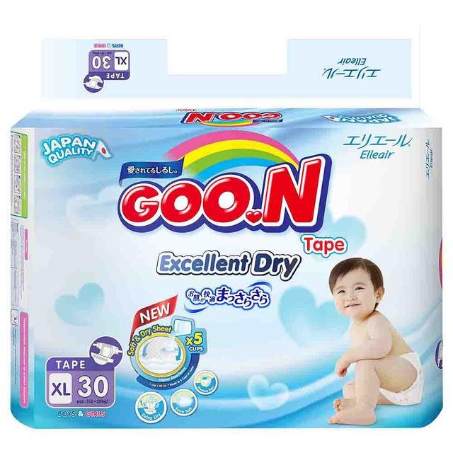 Tã quần Goo.n size XXL 20 miếng (trẻ từ 13 - 25kg)