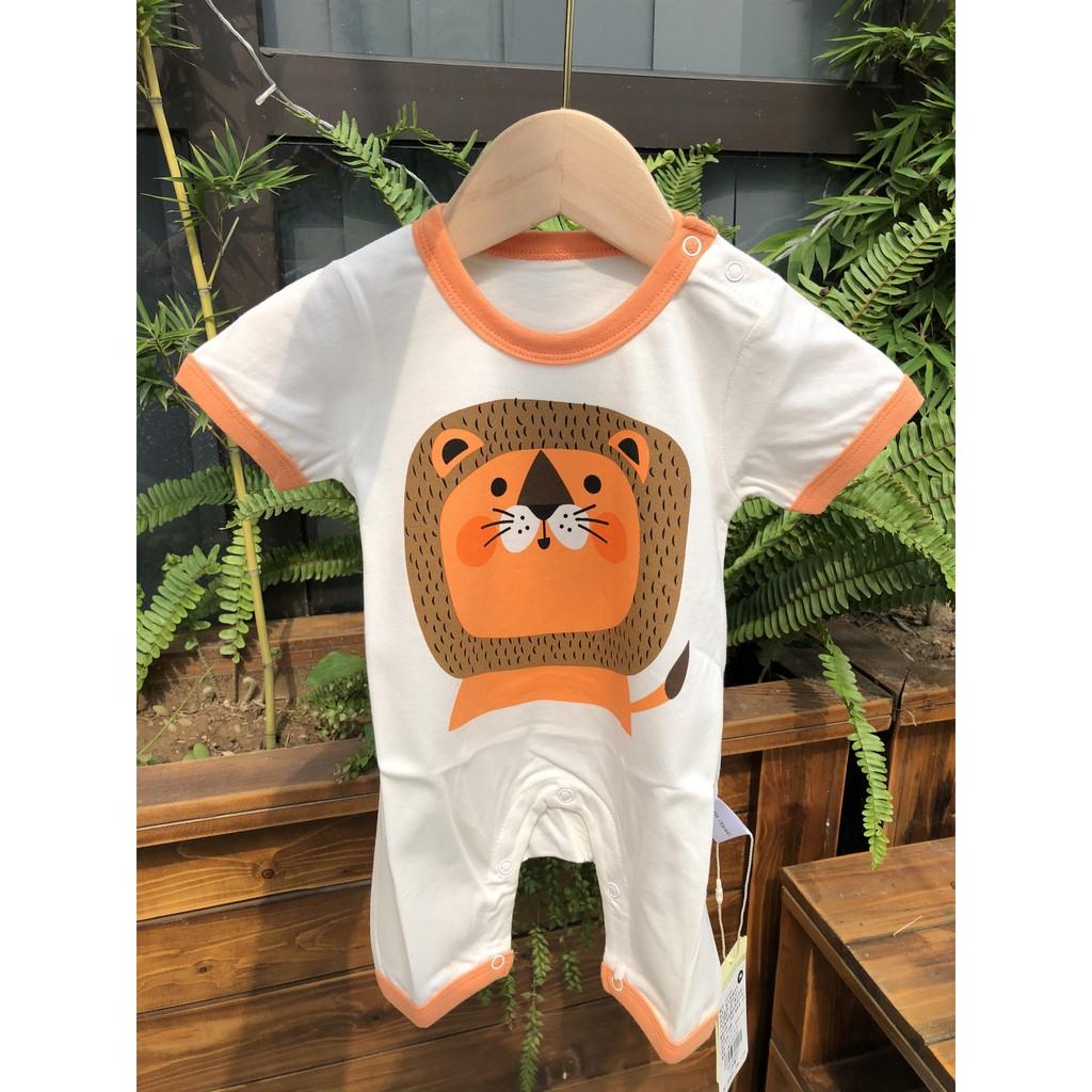 Bodysuit 12 mẫu ngộ nghĩnh cho bé ( xả kho không lợi nhuận )