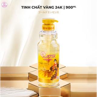 Sữa tắm hương nước hoa thơm mịn da 24k nano Avatar 900ml - Chăm sóc da thơm mịn toàn diện - Công nghệ Nano Nhật Bản thumbnail