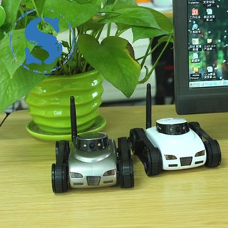 HappyCow 777-270 Remote Control Toy Mini WiFi RC Car with Camera Support IOS phone Android Real